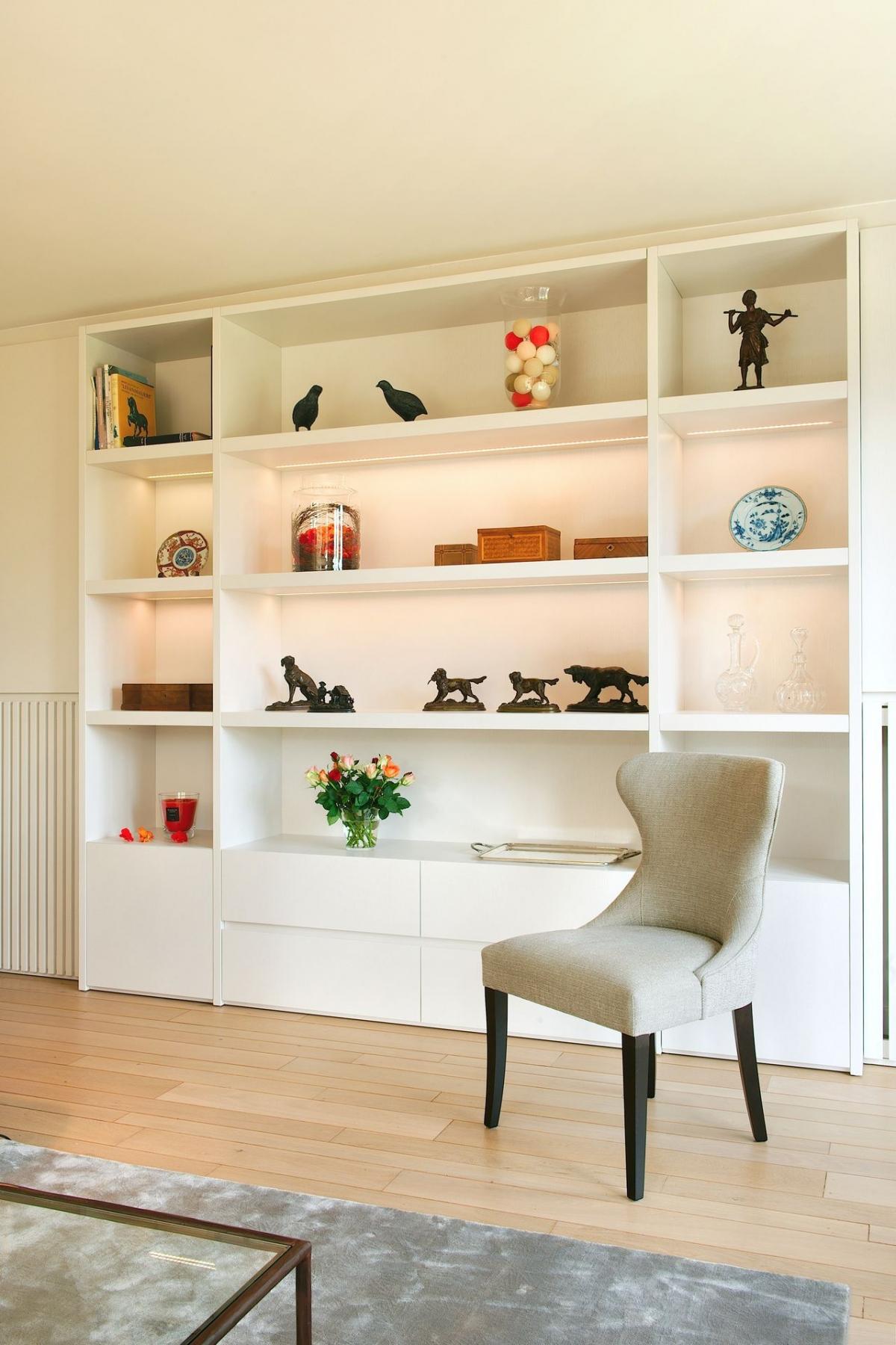 est il int ressant de concevoir des meubles encastr s. Black Bedroom Furniture Sets. Home Design Ideas