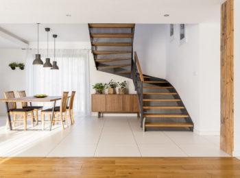 L'escalier, quelle place lui donner dans notre habitation?