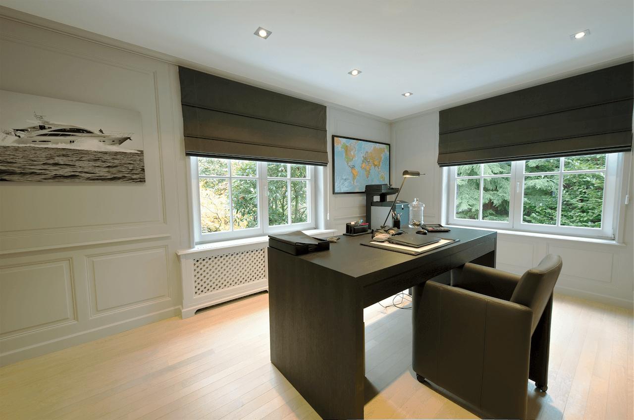 En commun Bureau, aménagement, peintures et décoration - ArchiDesign &DI_36
