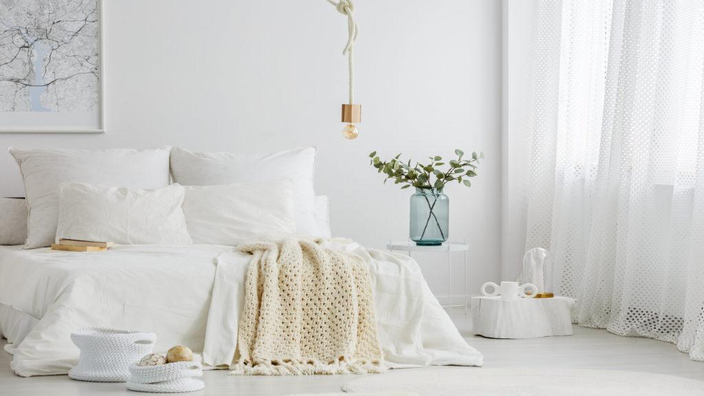 Décorez votre lit