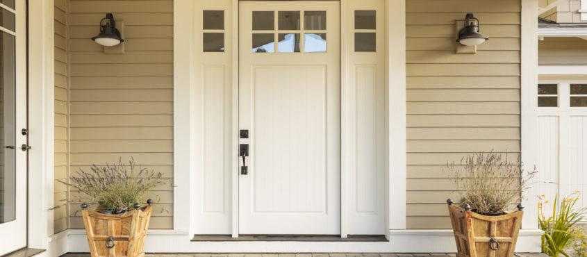 Comment choisir une porte d entr e archidesign - Quelle porte d entree choisir ...
