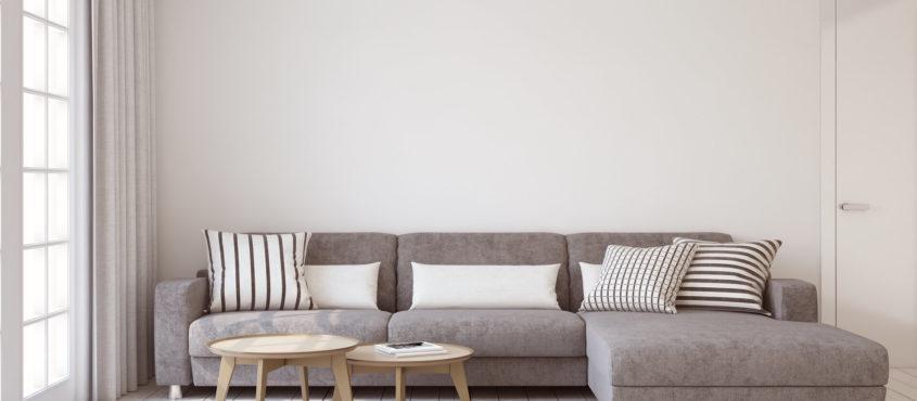 Quel type de canapé pour un salon design