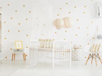Comment décorer la chambre d'un nouveau-né?