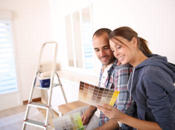 astuces à savoir pour peindre son appartement