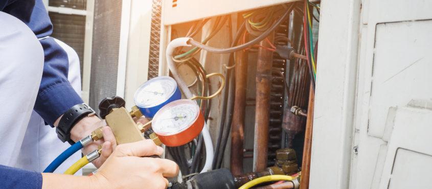 Les différents procédés dans l'entretien d'une pompe à chaleur