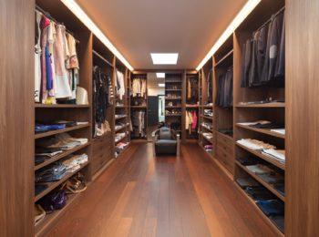 Comment choisir et faire l'aménagement d'un dressing ?