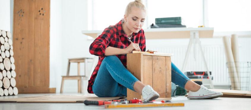 Comment réussir vos projets de decor et bricolage